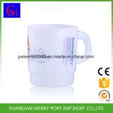 Kaffee-Milch-Cup-Becher-Büro-Plastikbecher mit Farben