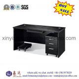 Bureau bon marché d'ordinateur de couleur de noir de meubles de bureau de panneau (MT-2422#)