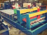 Última Chegada ladrilhos vidrados máquina de formação de cor