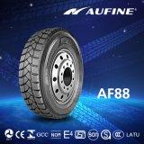 Pneu radial resistente do caminhão de Aufine com todo o certificado (ALCANCE, ECE, GCC do PONTO aprovados)