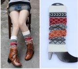 Nuovi calzini Legwarmers dei polsini degli scaldini del piedino del Knit di stile