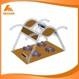 De Handel van de Bundel van het aluminium toont de Cabine van de Tentoonstelling