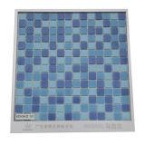 プールのタイルのためのモザイク青い組合せ