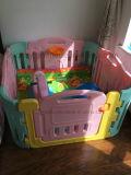 Загородки ярда игры малышей Playpen младенца загородки Fq-RF03 младенца загородки игры детей пластичной пластичный