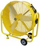 36 polegadas - tipo luxuoso ventilador do ventilador do cilindro da velocidade elevada do anúncio publicitário