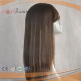백색 인간적인 피부 기술은 머리에 의하여 증가된 최고 Virgin 머리 유태인 정결한 가발을 좋아한다