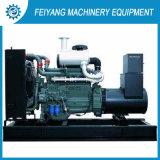 DoosanエンジンD1146tを搭載する110kVA/100kwディーゼル発電機