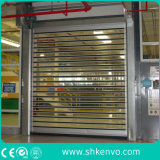 Portas aéreas do obturador de rolamento do metal da liga de alumínio do elevado desempenho