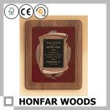 Frame de retrato de madeira clássico do frame do certificado para o escritório