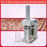 Máquina de rellenar de la salchicha del procesador de la carne, Stuffer de la carne de pescados de la salchicha