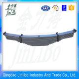 Ressort lame de pièce de suspension de remorque d'usine chinoise