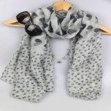 De Sjaals van de Druk van de Vorm van het hart, de Bijkomende Sjaal van de Manier van Vrouwen