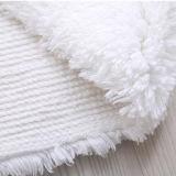 Hotel de luxo de alta qualidade Tapinha de banho de algodão de espessura de 20mm