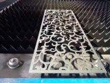Ligar a máquina de estaca do plasma do CNC e a máquina de gravura para a porta do ferro