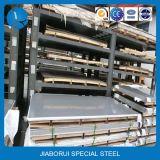 China laminou preços inoxidáveis da placa de aço