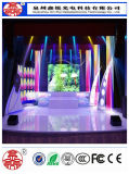 Caliente-Venta portátil Pantalla LED interior Pantalla LED P4 alta resolución a todo color de Alquiler