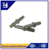 맷돌로 가는 단계 잠그개를 가진 니켈에 의하여 주문을 받아서 만들어지는 Pin