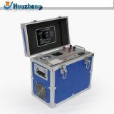 Hz3110シリーズ変圧器の低い抵抗の電気抵抗計DCの巻上げの抵抗のテスター
