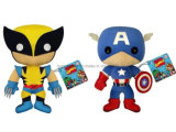 Jouets en peluche de bande dessinée Marvel Comics Avengers Assemble Iron Man Stuffed Toy