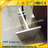 Extrusão de alumínio para a construção de edifício