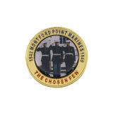 도매 금속 사기질 군 육군 동전 기능적인 선물 게임 동전 홀더 Keychain