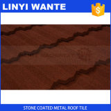 Высокое качество камня металла с покрытием миниатюры на крыше
