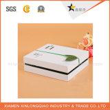 Caixa ondulada personalizada da caixa do presente, caixa ondulada com logotipo impresso