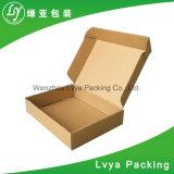 Starker Packpapier-Zoll-verpackender Wellpappen-Ablagekasten