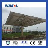Zweiachsensolarverfolger für Sonnenkraftwerke