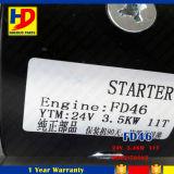 мотор стартера двигателя 3.4kw Fd46 (M002t78682)