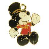 Het in het groot Metaal Keychain van Mickey Mouce van het Cijfer van Disney