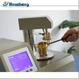 Горячей точки чашки испытания масла лаборатории аппаратура жидкостной закрытой измеряя