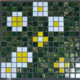 Mosaico verde del cinese di Goldstar