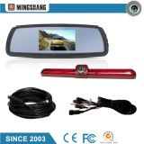 Because Security System with 4.3-Inch Mirror Monitor and Waterproof Rear View Camera