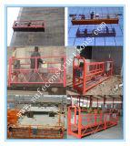 Système suspendu durable sûr de berceau pour la construction