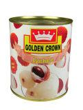 Ouverture facile litchi frais en conserve de fruits dans 425GM