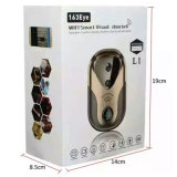 720p IP van de Klok van de Deur van WiFi Camera voor de Veiligheid van het Huis