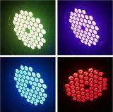 54*3W LED RGB 3 in 1 Nicht-Wasserdichtem NENNWERT Licht