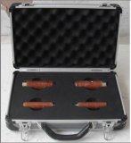 習慣OEMのカスタム泡が付いている堅いアルミニウムラップトップの箱
