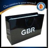 Rosa de papel personalizado el amor de papel de la bolsa de regalo Bolsa de compras