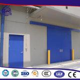 Das hochwertiges kundenspezifisches und halbe Tür-Blatt Stahl-Tür