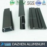 Aluminiumhersteller-Aluminiumprofil für die Fenster-Tür, die anodisierte Bronze anodisiert