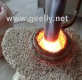 Máquina de derretimento do equipamento de aquecimento da indução/aquecimento de indução/da soldadura soldadura da indução