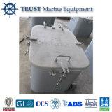 Coperchio impermeabile del portello della barca di alluminio marina