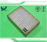 Stoßzeitüberzug CNC-Aluminium-Teile