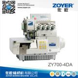 Zy700-4da 4-thread à entraînement direct tondeuse automatique machine à coudre
