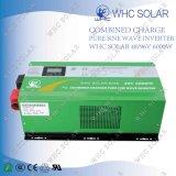 Whc 6000W 순수한 사인 파동 태양 에너지 시스템 변환장치