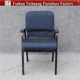 スタック可能取りはずされた古典的なホテルの家具教会椅子(YC-G82)