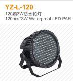 IP20 luz de la IGUALDAD de la etapa 3W*54PCS LED