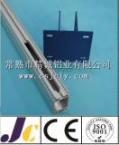 Profilo di alluminio di rifinitura, profilo di alluminio di CNC (JC-P-82020)